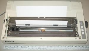 mengatasi masalah yang sering muncul pada printer dot matrix