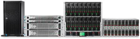 HP ProLiant Gen9 3