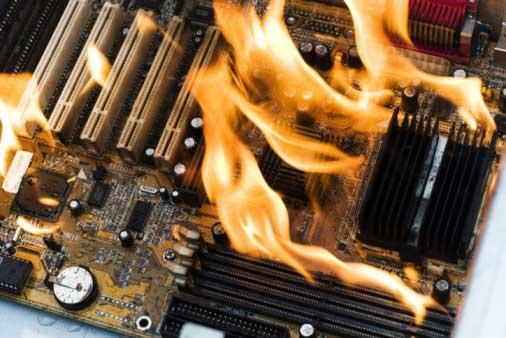 tips menghindarkan komputer dari panas