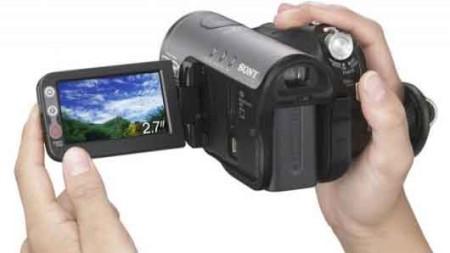 memilih-handycam