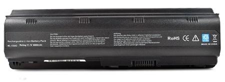 Perbedaan Baterai Laptop