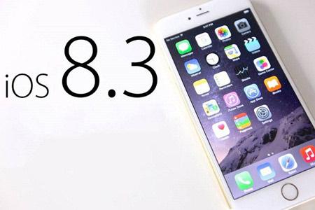 Apple iOS 8.3