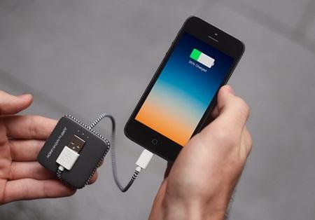 Mengisi Daya Baterai Smartphone Lebih Cepat