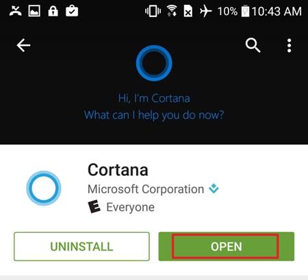 Cara Download Cortana