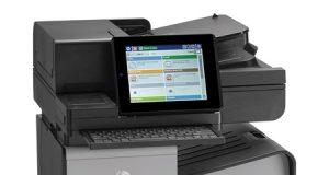 Printer HP Officejet Enterprise X Series