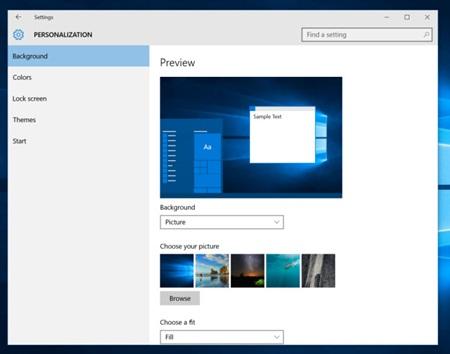 Cara Mengubah Wallpaper Windows 10