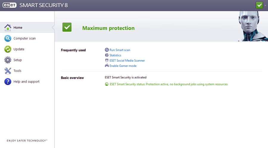 review eset Smart Security 8 anugrah pratama (1)