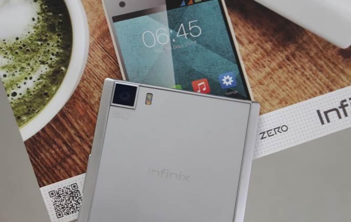 Infinix Zero 3 dengan Kamera 20 Megapiksel Resmi Dirilis