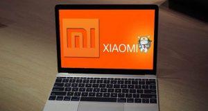Notebook Xiaomi