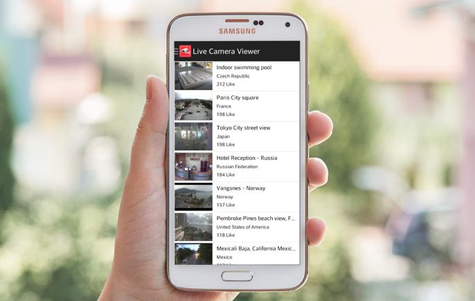 Cara Mudah Memanfaatkan Smartphone Android Menjadi CCTV