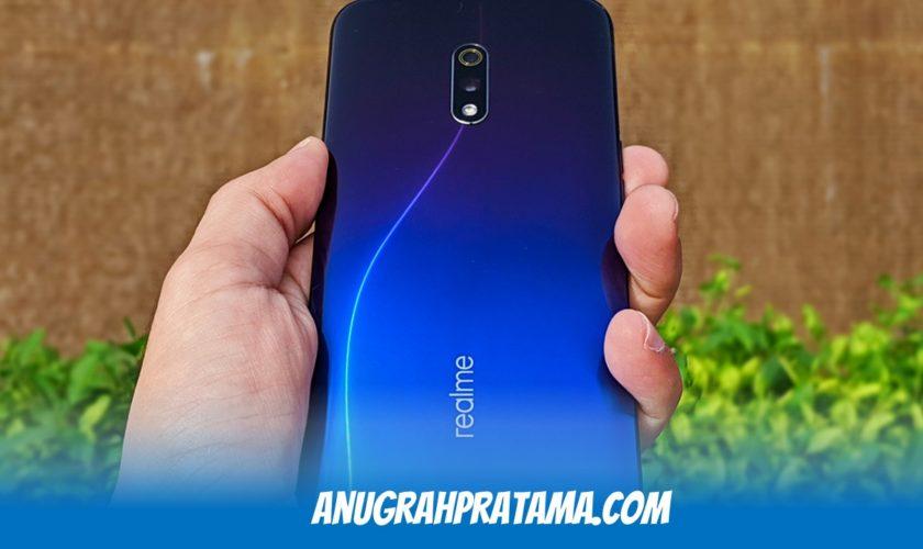 smartphone realme x