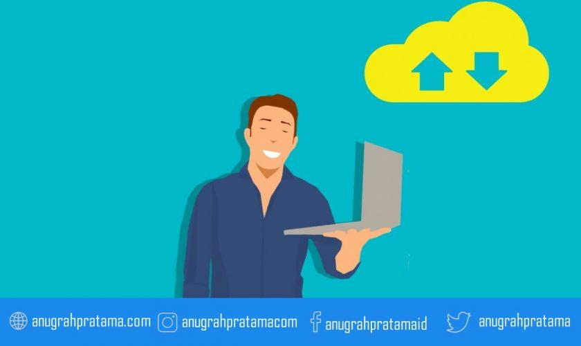 fungsi cloud storage