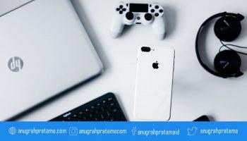 Laptop gaming Netizen