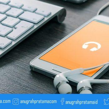 Rekomendasi aplikasi musik online untuk smartphone