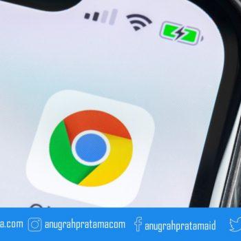 google chrome performa tinggi
