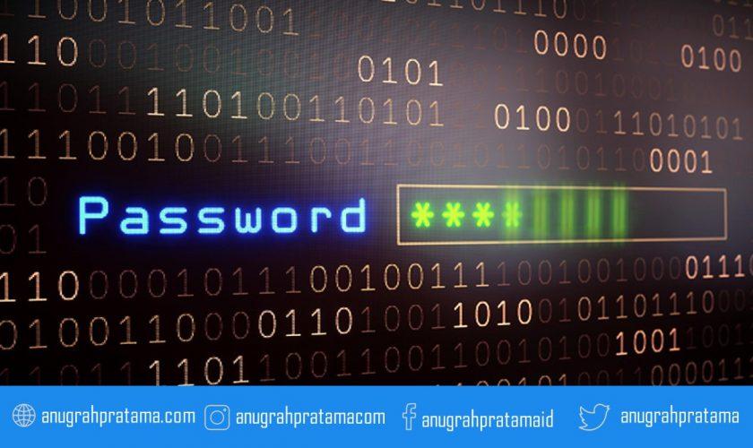 pentingnya penggunaan password