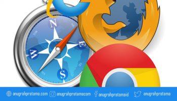 Berbagai macam browser terbaik, google chrome vs firefox