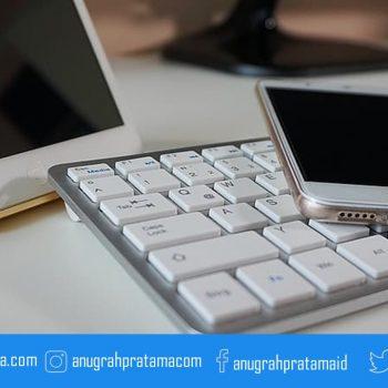 Pilihan Terbaik Menggunakan Keyboard Wireless Yang Praktis Anti Ribet