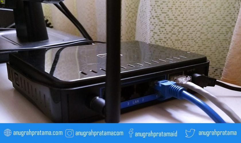 Ulasan Router Kekuatan Terbaik dengan Gigabit Router High Power